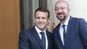Wachwechsel am Wochenende: Charles Michel - Macrons Mann in Brüssel? -  ZDFheute