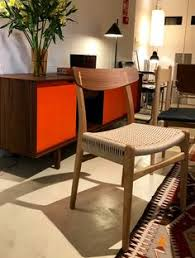 ch23 chair hans wegner carl hansen en tienda chic and soul interior tienda