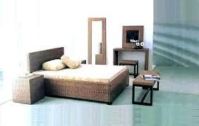 White Cane Bedroom Furniture White Cane Bedroom Furniture Wicker ...