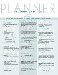 Bride Wedding Planning Checklist Brides Destination Packing U