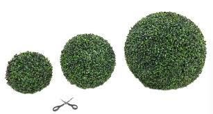 Decorative Topiary Balls