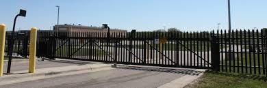 Decorative Security Fencing Commercial And Industrial Fence Installations Century Fence