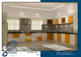 peerless kerala home kitchen interior designs home interiors