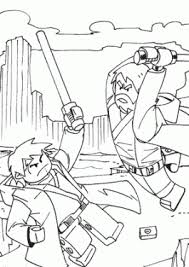Small Picture Lego coloring pages for kids to print and color
