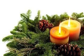 Znalezione obrazy dla zapytania stroik świąteczny