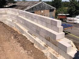 legato blocks retaining walls