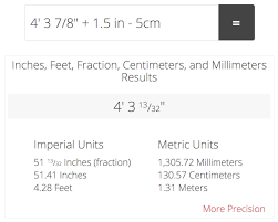 Feet and Inches Calculator - Add or Subtract Feet, Inches, and ...