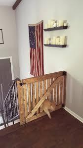 Dutch Door Baby Gate Best 25 Baby Gate With Door Ideas On Pinterest Wooden Stair