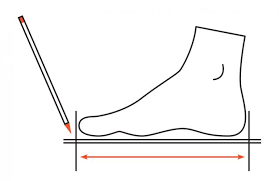 Picture Size Chart Size Chart Hub Footwear