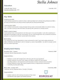 Resume Examples 2016 High School Student Resume Template Tips 60 60 Resume 60 59