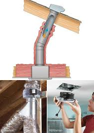 bathroom exhaust fan install and repair your bathroom exhaust fan with these how to