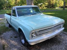 CE147F163574 - 1967 Chevy Longbed Pickup Truck