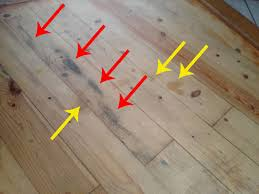 Wooden Floor Kitchen How To Clean Pine Wood Floor Kitchen Home Improvement Stack