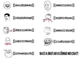 Humor:] Como colocar meme faces no seu chat do Facebook ... via Relatably.com