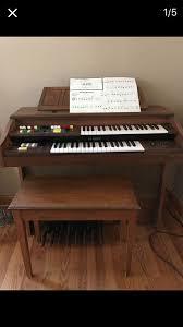yamaha organ. yamaha model 115d u.s. electone organ / synthesizer g