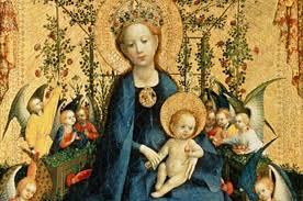 Bildergebnis für maria jungfräuliche geburt