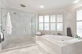white carrara marble bathroom. White Marble Bathroom In Houston Inspiration Carrara A