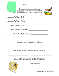 Social Studies Worksheets | Have Fun Teaching