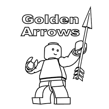 Small Picture Lego Minifig Template Coloring Coloring Pages