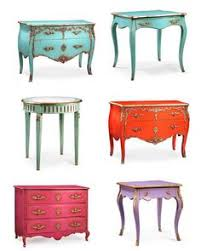 popular painted furniture colors. Bright-Pastel-French-Furniture-By-Euro-Antics-Keywords: Popular Painted Furniture Colors