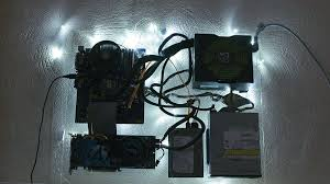 how to wall mount your pc