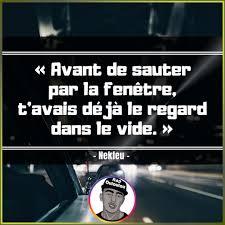 Rapouloulou Rapouloulou Citations De Rap Dans Le Vide à La
