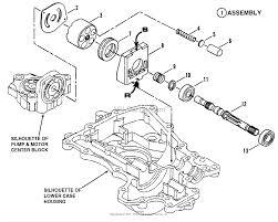 Snapper k55 tuff torq hydrostatic transaxle parts diagram for motor