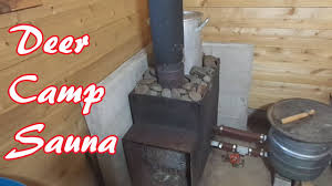 Wood Fired Sauna Designs How Our Off Grid Wood Stove Sauna Works