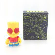 Amazoncom Kidrobot The Simpsons Tree House Of Horrors 3Simpsons Treehouse Of Horror Kidrobot