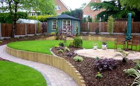 Landscape Garden Design Simple Design Ideas