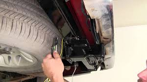 installation of a trailer wiring harness on a dodge dakota installation of a trailer wiring harness on a 2001 dodge dakota etrailer com