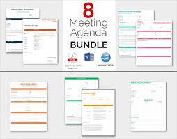 Design Meeting Agenda Template Sample Agenda Template 41 Download Free Documents In Pdf Word