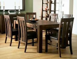 45 contemporary black and brown dining room sets ideas home design