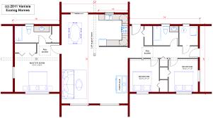 open concept bungalow house plans