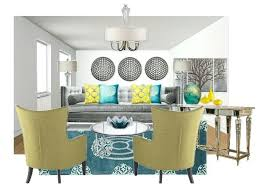 teal living dining rugs yellow and gray room tfastl com