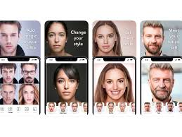 Face Design App Faceapp Is Back And So Are Privacy Concerns The Verge