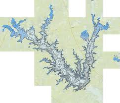 Lake Conroe Nautical Chart Fork Fishing Map Us_tx_fork Nautical Charts App