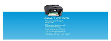 Small Picture Amazonin Buy HP OfficeJet Pro 6960 All in One Color Printer
