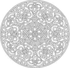 Small Picture Mandalas Coloring Pictures for Kids is a very beautiful design