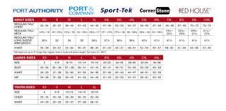 Soft Shell Jacket Size Chart Port Authority Core Soft Shell Jacket Ulcslv