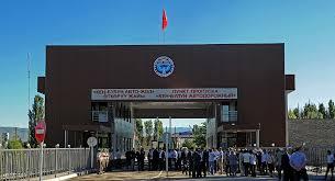 На границе с Казахстаном появился современный КПП как он выглядит