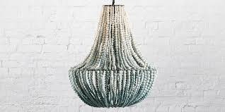 chandelier from klaylife make any room impressive with a beaded