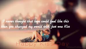 happy kiss day quotes. Plain Happy Happy Kiss Day 2017 Kiss Day Valentine Valentines Happy  On Quotes D