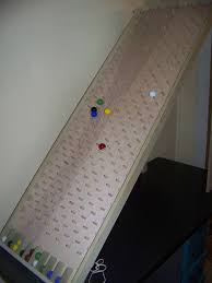 Wooden Game With Marbles Plinko Marble Run Marble Race Marble Game Ball Game Trade 87