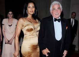 Billionaire Teddy Forstmann left big trust fund to the 2-year-old daughter  of Padma Lakshmi - New York Daily News