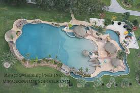 Walk In Pools Largest Residential Pool I Want This Pool It Even Has A Lazy