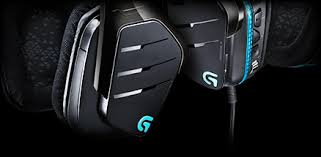 logitech g933 artemis spectrum wireless 7 1 surround sound gaming game wirelessly or wired