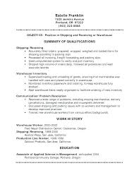 Shipping And Receiving Resume Fascinating Youth Ministry Resume Examples Ministry Resume Templates Here