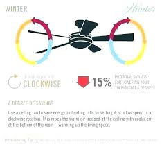 what direction should a ceiling fan go in the winter ceiling fans summer direction which way