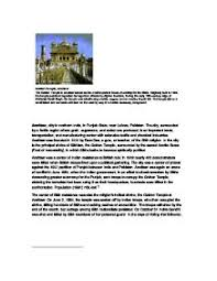 golden temple amritsar gcse religious studies philosophy page 1 zoom in